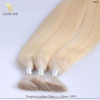 Golden Supplier Top Quality Thick Ends No Tangle 100% Remy Human Hair equal marley hair