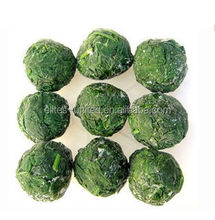 Wholesale IQF frozen vegetable spinach