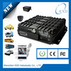 CE FCC 4 channels car video recorder wifi DVR 3G GPS tracking WIFI g fence to support