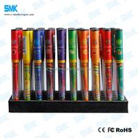 Wholesaledisposable 500 puffs rainbow tube,e hookah 500 puffs