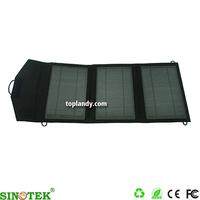 SINOTEK 5V 6V 10W solar power pack mini usb solar panel charger