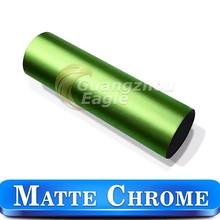 Car Decoration Accessories Matte Chrome Car Vinyl Wrap Machine