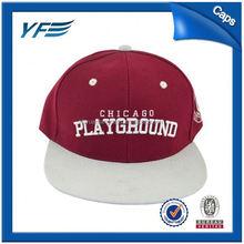 Wholesale Basketball Black ,Blank Snapback Hat Bulk, 3D Embroidery White Falt Brim Hat