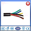 high quality construction nyy copper conductor PVC insulation electric wire cable