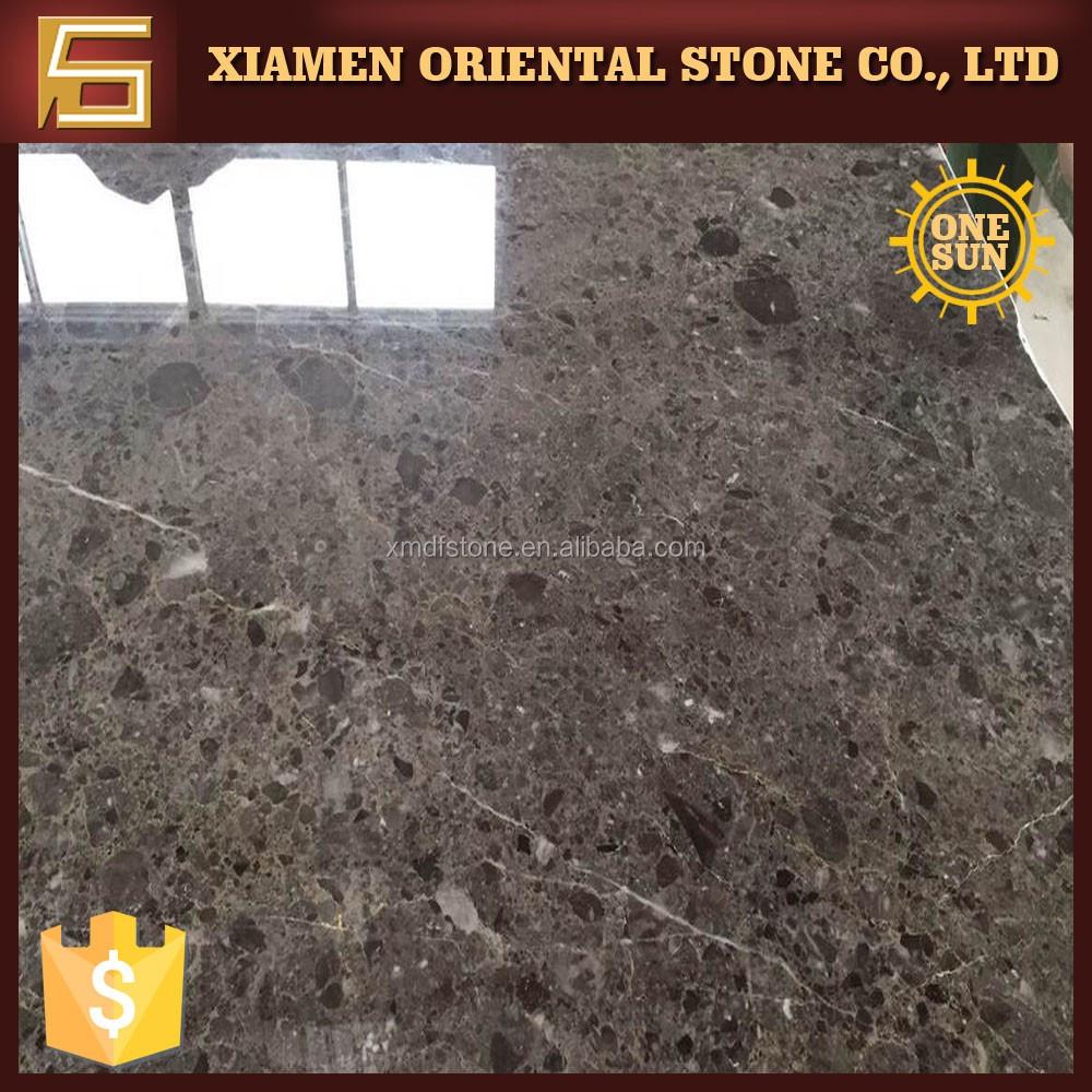 Siciliaanse grijs marmer steen voor badkamer vanity grond ontwerp ...