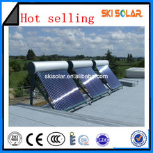 2015 luminous solar thermal compact non pressure solar power systems for small home with stainless steel water tank(SKI-NA)