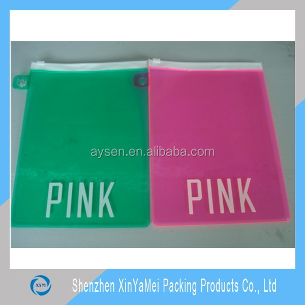 pvc bags for swimsuit
