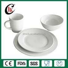 Wholesale cheap porcelain dinnerware set for Christmas