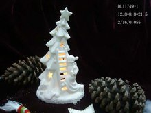 Christmas Tree candle holder for 2012 DL11749-1