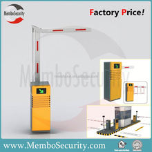 Vehicle Access Control Parking Barrier System