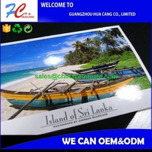 Full Color high quality post card printing