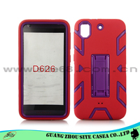 For HTC Desire 626 shockproof case kickstand defender armor perfessional phone case