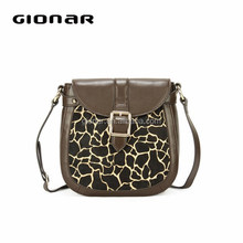 Fashion ladies handbag famous brand bag from gionar in guangzhou