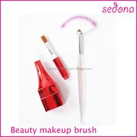 Sedona beauty needs cheap nail art draw cosmetic makeup brushes,Special nail art painting brush, acrylic nail cleaning brush