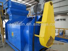 La etiqueta de PVC separación de la máquina modelo No. TB 800