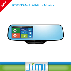 new product JC900 tracker terminal for car mobile spy car DVR with GPS WIFI