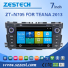 auto parts for Nissan teana accessories with bluetooth radio gps navigation