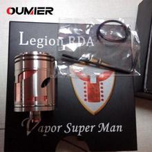 In stock now!!!NEWEST unique design 1:1 clone legion rda Mephisto v2 rda Mephisto 2 rda atomizer wholesale!