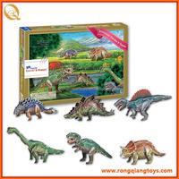 HOT SALE 3d plastic mini puzzle toy diy paper toy BK5695004