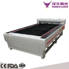 100W 120W 150W K -1530 Co2 laser cutting bed for leather fabric acrylic