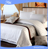 best selling modern white hotel bedding sheets standard pillowcases supplies