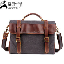 bright brown color leather camera shoulder bag One shoulder Leisure style leather bags for men leather camera bag for canon 600d