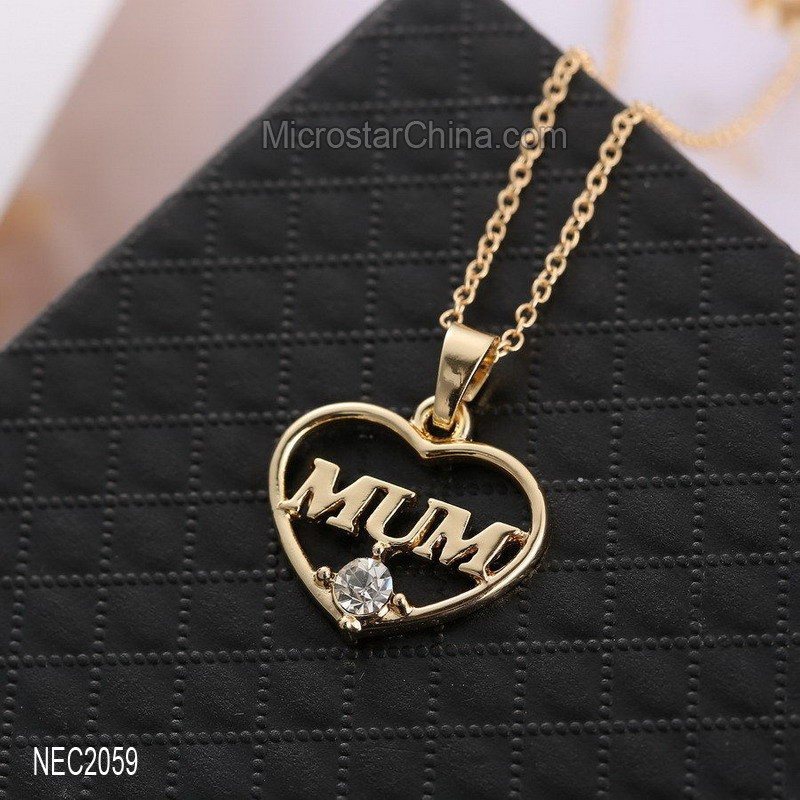 Wholesale Alibaba Mothers Day Gifts Cheap Crystal Love Heart Mum ...