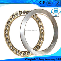 Inner and outer ring can separate bearing 511/530; thrust ball bearing sizes
