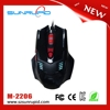 2800DPI Best Selling Wired USB Gaming Mouse