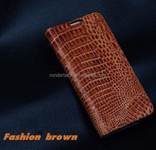 High quality cowhide leather case for samsung galaxy s5 s4 wallet flip leather case for samsung s5 s4