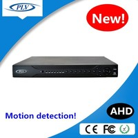 free client software h.264 standalone dvr video audio 4ch ahd dvr with motion detection