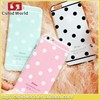 wholesale polka dots case for iPhone 5 ,for iphone 5 soft case