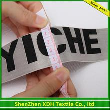 Brand new woven elastic band white with low price