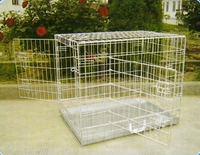 sale galvanized steel dog pet cage
