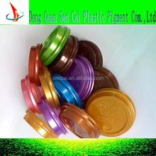 Calcium carbonate filler masterbatch/plastic filler/Plastic Raw Materials