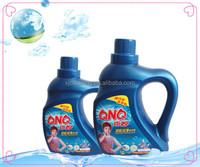 Alkaline detergent/High foam machine washing liquid detergent