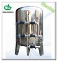 T 15/h durável do filtro de areia para a água industrial