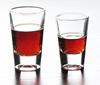 Haonai M-30722 Hot Sales vodka drink glass manufacturer for promotion
