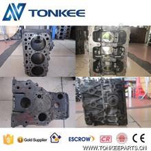 3TN84 Engine block 3TN84 Cylinder block Used&Original 3TN84 Engine cylinder block