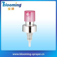 mini cosmetic bottles spray and pump