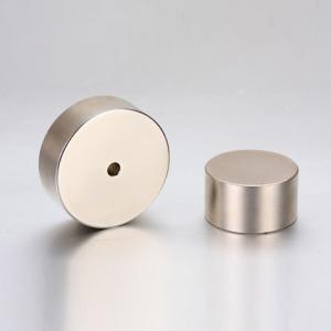 Radial magnetisierten Cylinder mit Loch