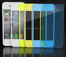 Saver Matte Anti-Glare Tempered Glass Screen Protector for Apple iPhone 4 4S
