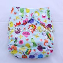 Baby Cloth Nappies all in one size