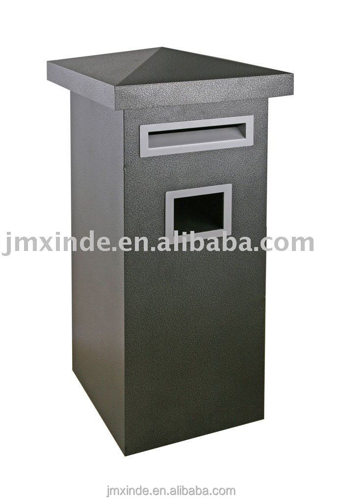 Wall Mailbox With Lock Wall Mounted Mailboxes