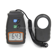 HIgh quality diigtal Lux/ Light meter, portable digital lux meter in low price