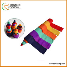 For Festival and Party Decoration Fancy Crepe Paper Streamer