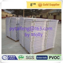 PVC Laminated Gypsum board false ceiling