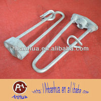 Bow Stay Rod with Thimble/Link fitting/ overhead power line fitting