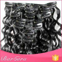 welcome OEM ODM wholesale premium afro clip in hair extension