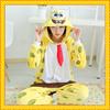 adult cute SpongeBob onesie one piece jumpsuit pajama